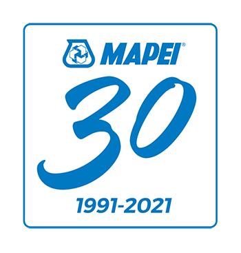 mapei30ev logo